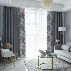 Cool Curtain Ideas For Living Room02