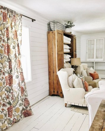 Cool Curtain Ideas For Living Room07