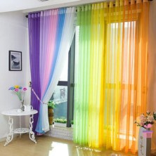 Cool Curtain Ideas For Living Room15