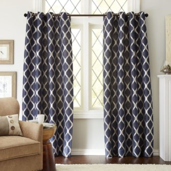 Cool Curtain Ideas For Living Room17