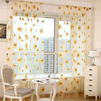 Cool Curtain Ideas For Living Room19