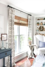Cool Curtain Ideas For Living Room24