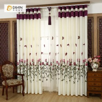 Cool Curtain Ideas For Living Room29
