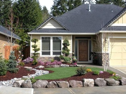 Cute Landscaping Ideas You Can Put In House Page02