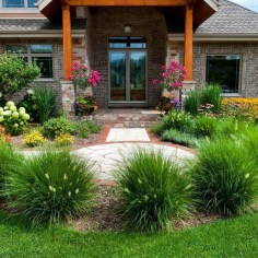 Cute Landscaping Ideas You Can Put In House Page41