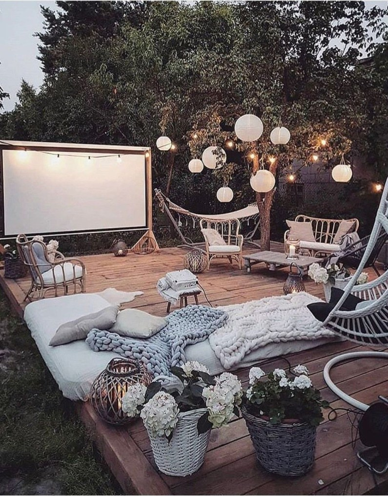 Fabulous Terrace Garden Design Ideas For Valentines Day01