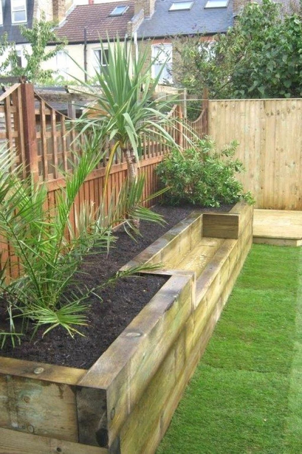 Fancy Diy Flower Beds Ideas For Your Garden05