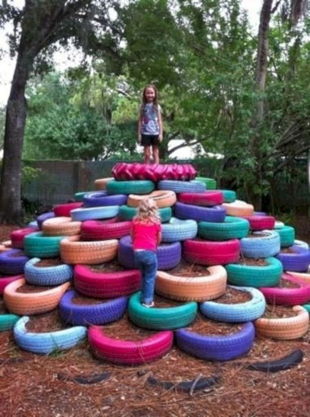 Fascinating One Day Backyard Project Ideas For Outdoor Space04