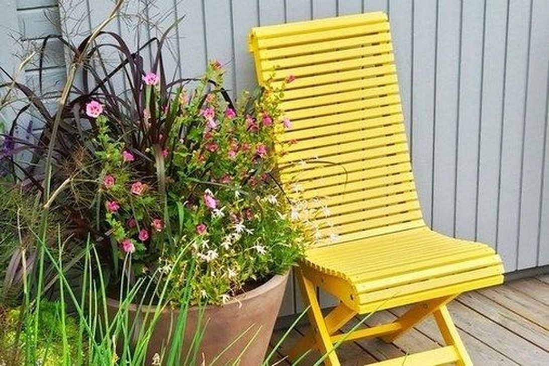 Fascinating One Day Backyard Project Ideas For Outdoor Space34