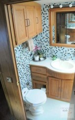Fascinating Rv Remodel Ideas For Bathroom On A Budget03