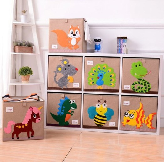 Luxury Toys Storage Organization Ideas26
