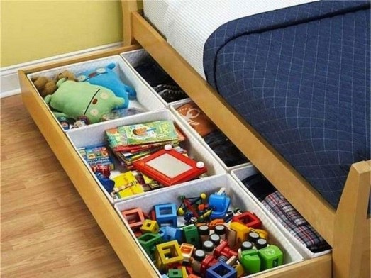 Luxury Toys Storage Organization Ideas27