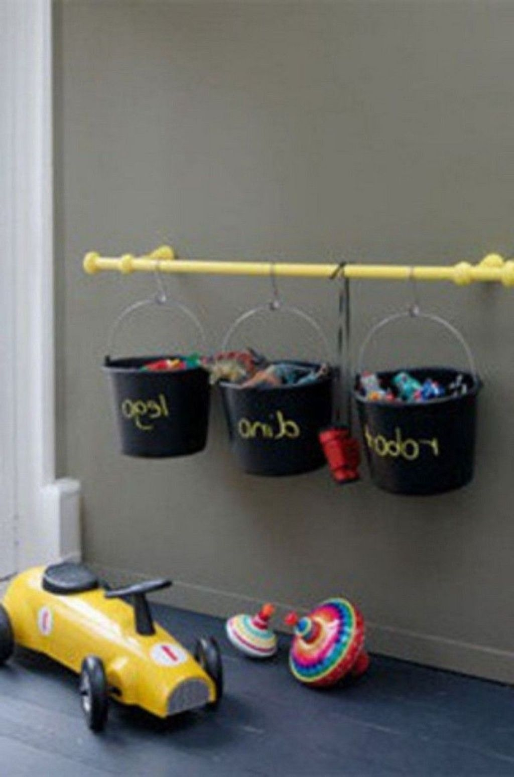 Luxury Toys Storage Organization Ideas36