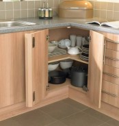 Newest Cabinet Design Ideas For Kitchen06