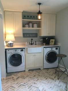 Relaxing Laundry Room Layout Ideas33