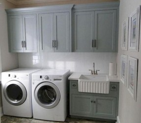Relaxing Laundry Room Layout Ideas36