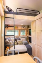 Rustic Tiny House Design Ideas With Two Beds10
