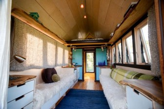 Rustic Tiny House Design Ideas With Two Beds28