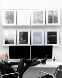 Splendid Monochrome Home Office Decor Ideas To Apply Asap13