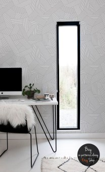 Splendid Monochrome Home Office Decor Ideas To Apply Asap30