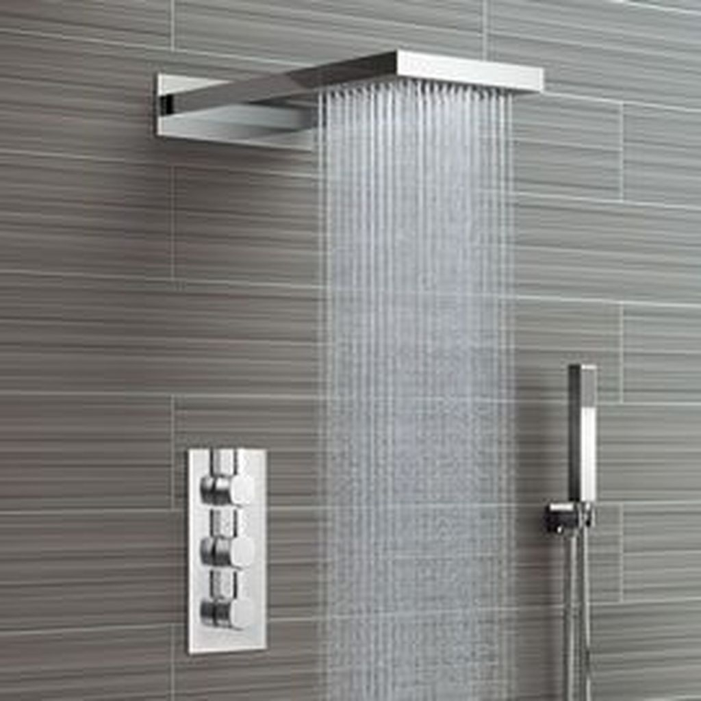 Stunning Rainfall Shower Ideas28