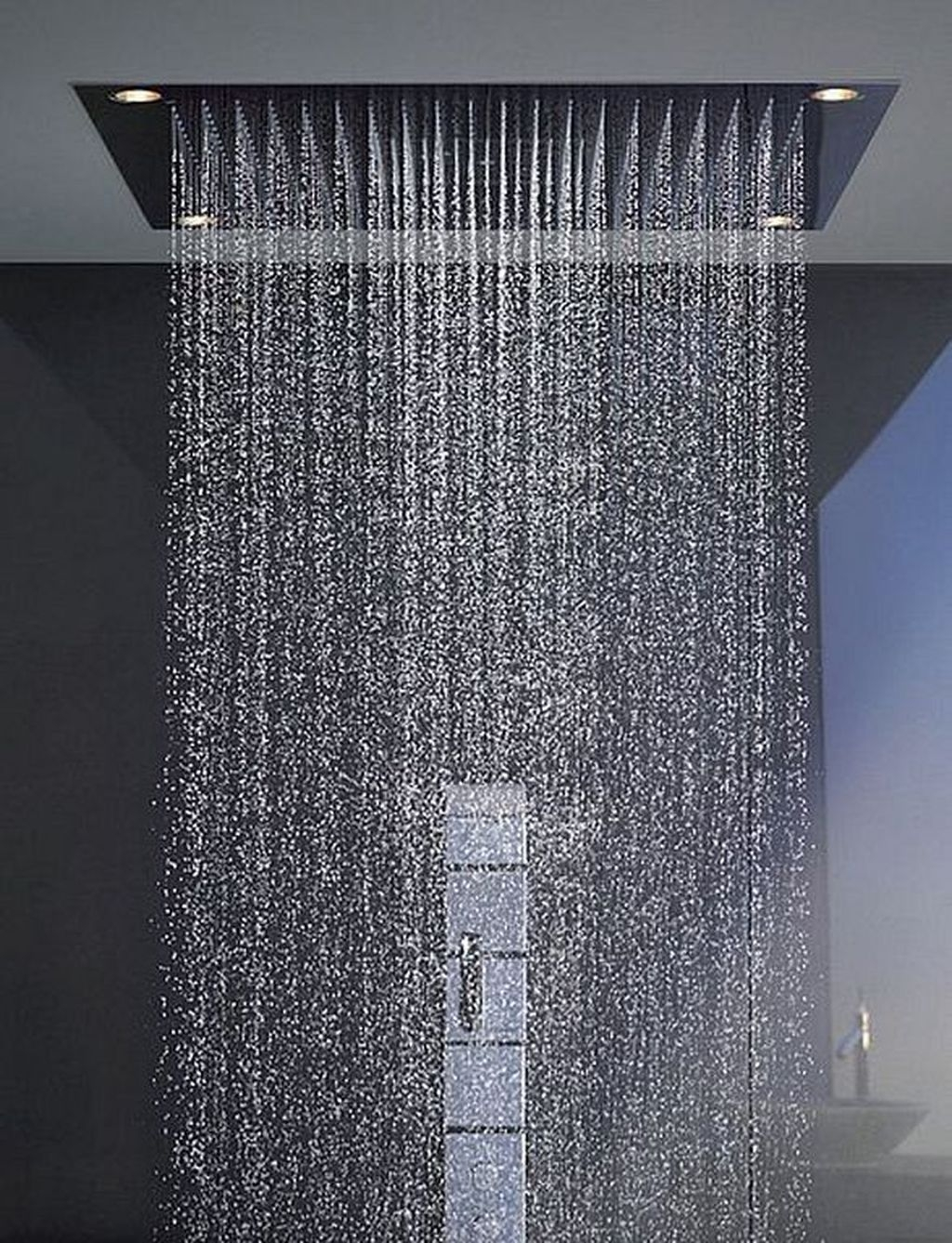 Stunning Rainfall Shower Ideas29