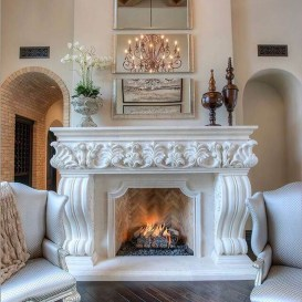 Superb Fireplace Design Ideas You Can Do It01