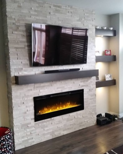 Superb Fireplace Design Ideas You Can Do It40