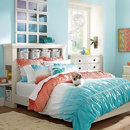 Superb Teen Girl Bedroom Theme Ideas29
