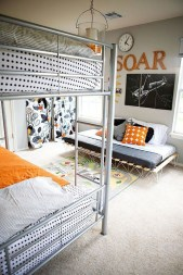Vintage Shared Rooms Decor Ideas For Teen Boy21
