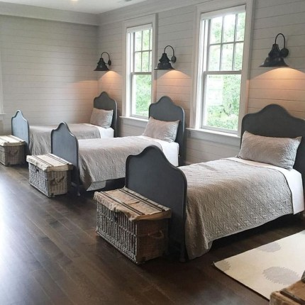 Vintage Shared Rooms Decor Ideas For Teen Boy41