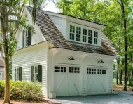Astonishing House Design Ideas With With Car Garage23