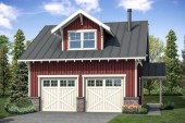 Astonishing House Design Ideas With With Car Garage29