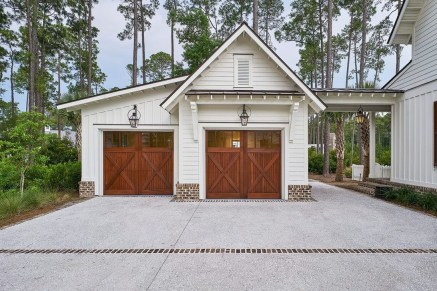 Astonishing House Design Ideas With With Car Garage36