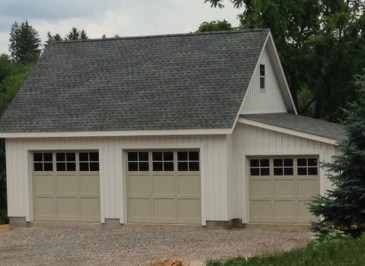 Astonishing House Design Ideas With With Car Garage42