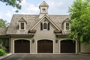 Astonishing House Design Ideas With With Car Garage44