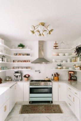 Best Kitchen Decorating Ideas That You Can Easily Try In Your Home44