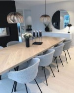 Best Minimalist Dining Room Design Ideas For Dinner With Your Family39