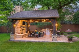 Brilliant Outdoor Kitchen Design Ideas For You Nowaday21