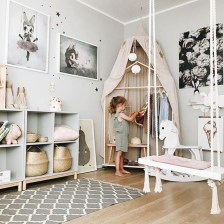 Comfy Kids Bedroom Decoration Ideas That Trendy Now04