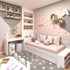 Comfy Kids Bedroom Decoration Ideas That Trendy Now13