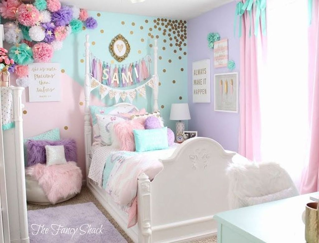 Comfy Kids Bedroom Decoration Ideas That Trendy Now33
