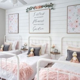 Comfy Kids Bedroom Decoration Ideas That Trendy Now42