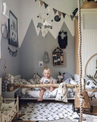 Comfy Kids Bedroom Decoration Ideas That Trendy Now48