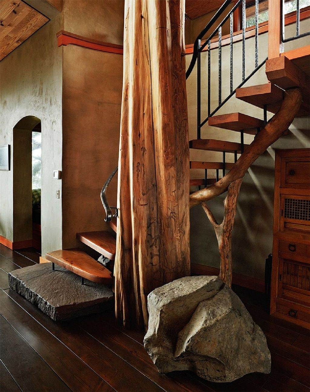 Cool Indoor Stair Design Ideas You Must See09