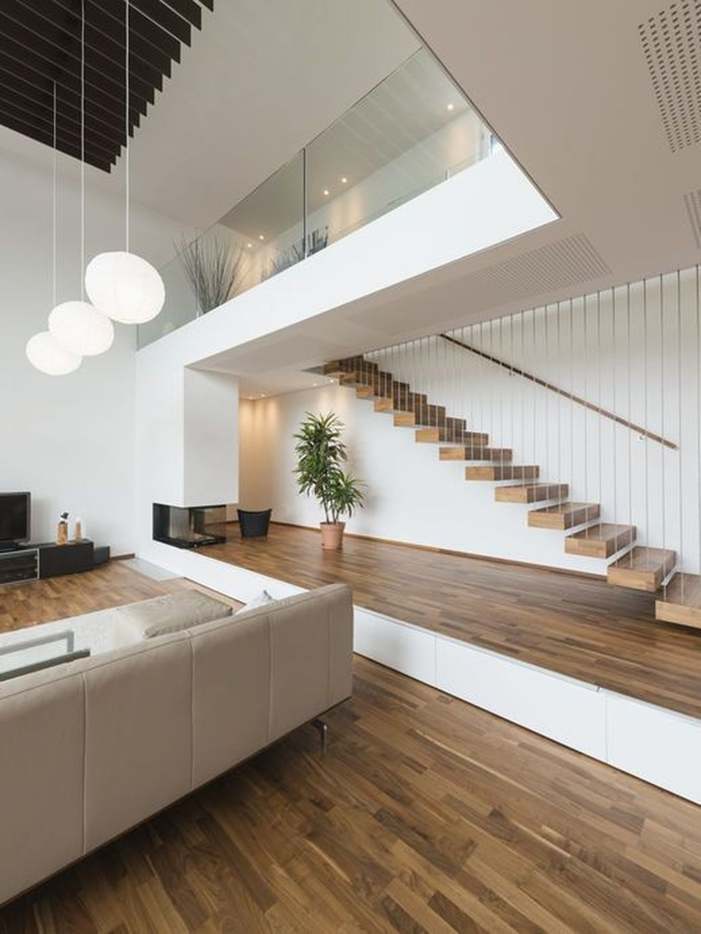Cool Indoor Stair Design Ideas You Must See30