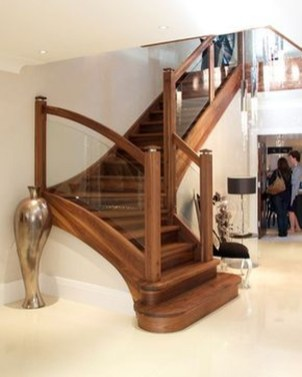 Cool Indoor Stair Design Ideas You Must See39