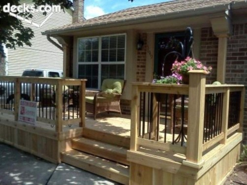 Cozy Front Porch Design And Decor Ideas For You Asap07
