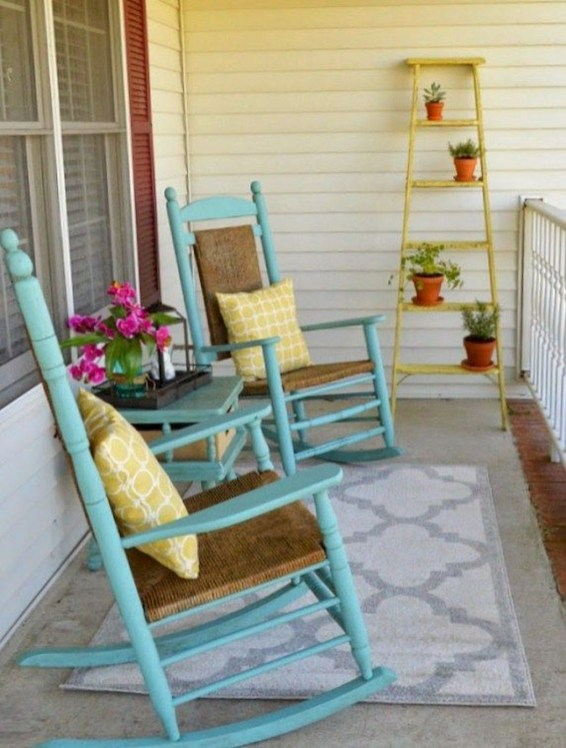 Cozy Front Porch Design And Decor Ideas For You Asap50