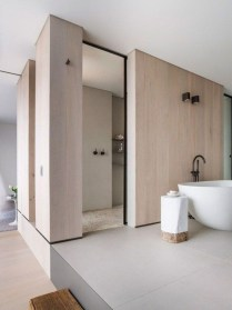 Cute Minimalist Bathroom Design Ideas For Your Inspiration03